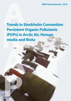Trends in Stockholm Convention Persistent Organic Pollutants