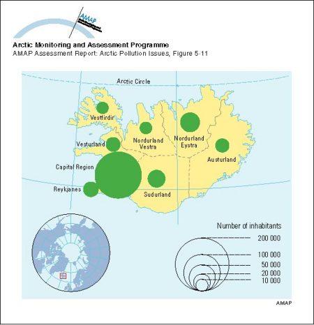 image gallery iceland population